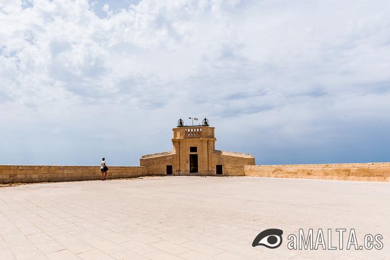 ciudadela de Victoria en Gozo