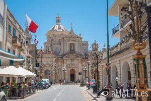 iglesia de San Pablo a Rabat