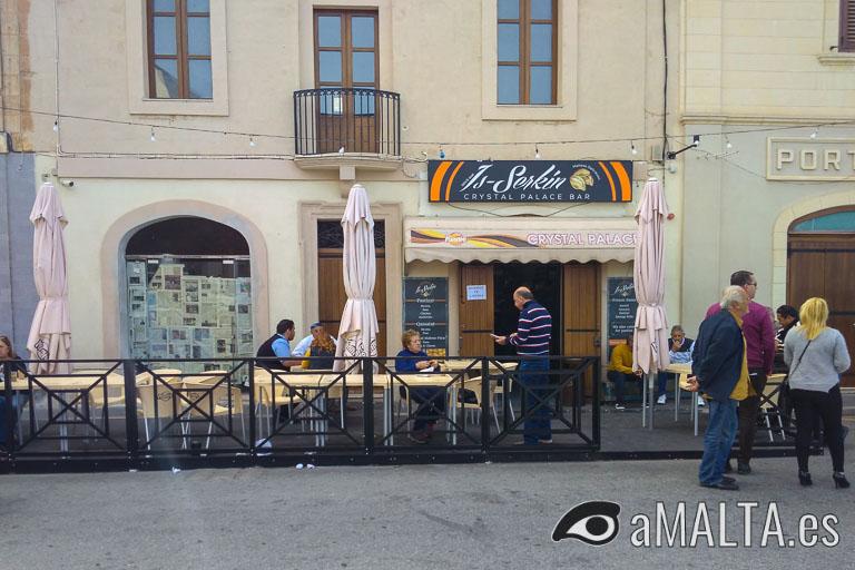 pastizzeria is serkin en Rabat