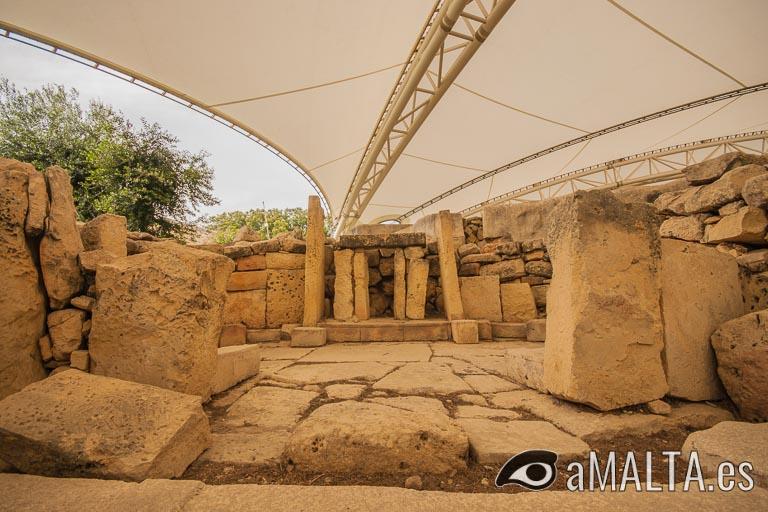 templo meridional de Tarxien