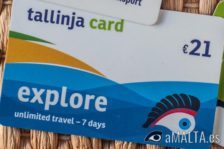 Malta Explore Card