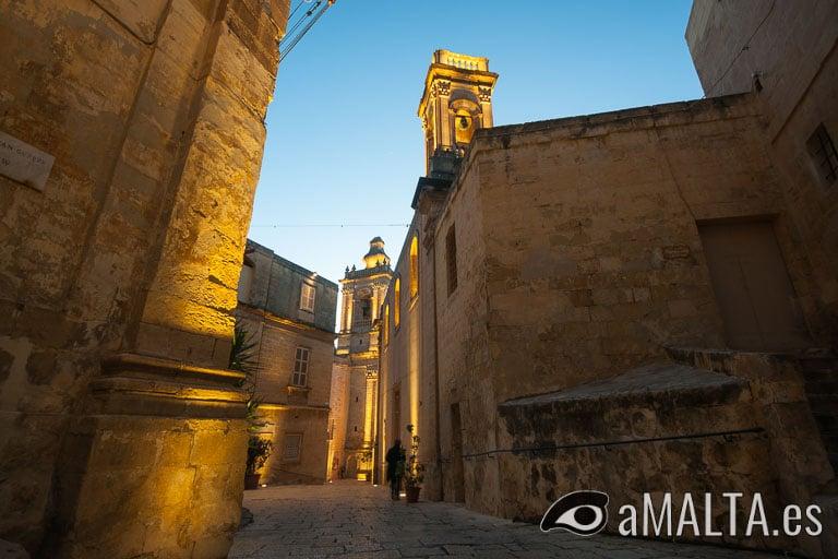 iglesia de San Lorenzo en Birgu